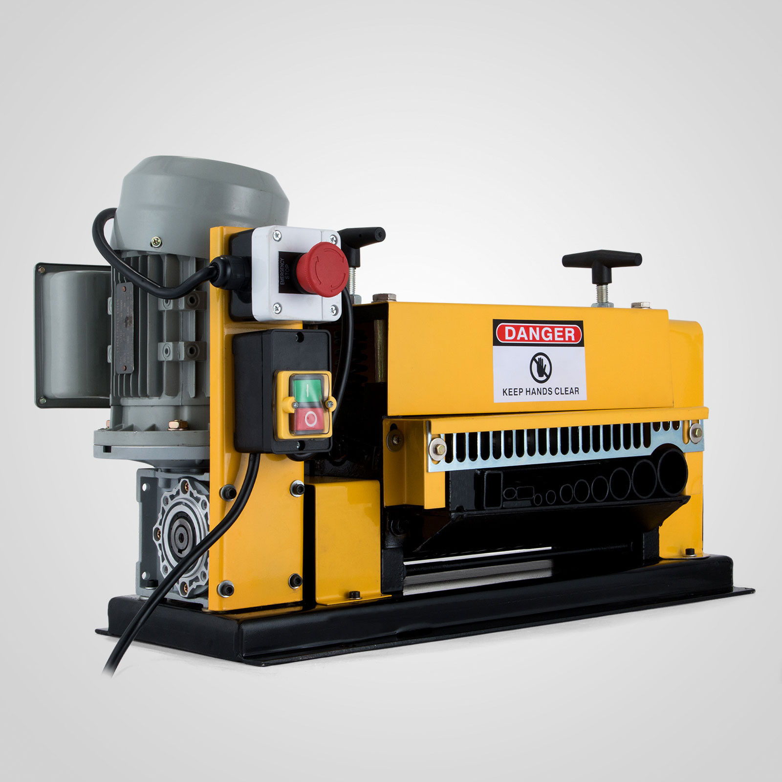 FREE SHIPPING TO EU Wire Stripper Cable Stripping Machine Recycling Copper Cable Stripper 220V