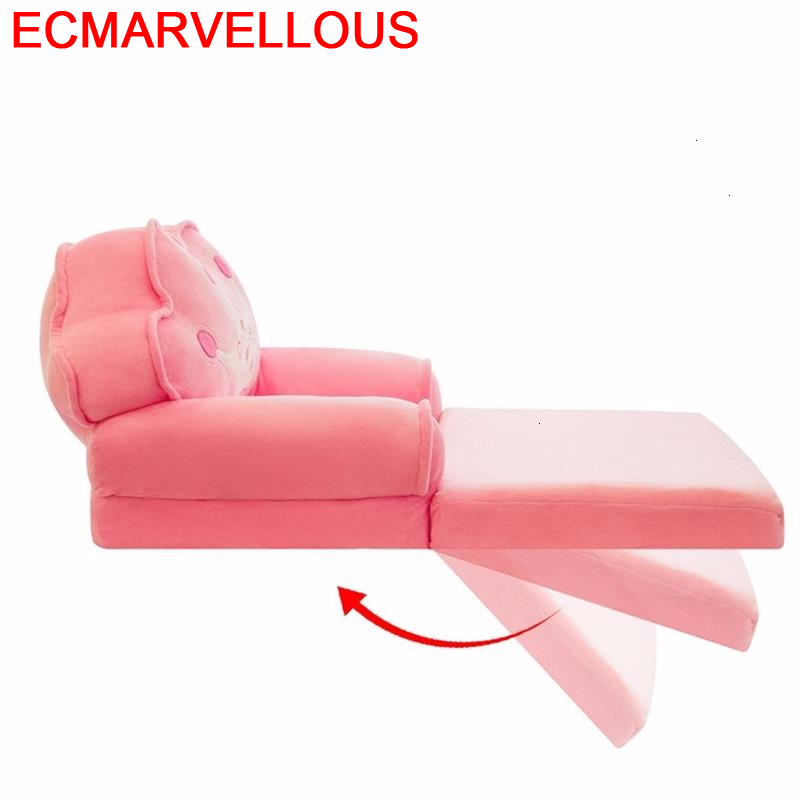 Kids Relax Chair Silla Infantiles Quarto Menina Recamara Lazy Bag Chambre Enfant Baby Dormitorio Infantil Children's Sofa