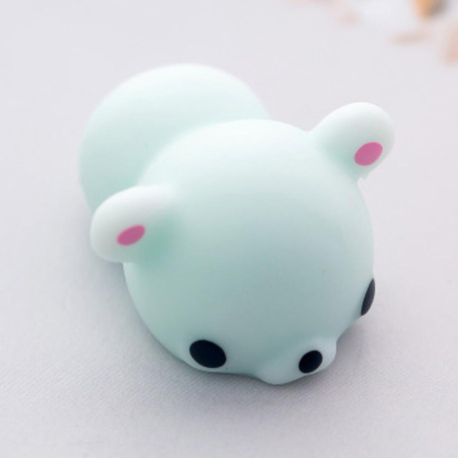 5Pack Cute Squishy Toy Cute Animal Antistress Ball Squeeze Rising Toys Abreact Soft Sticky Squishi Stress Relief Toys Funny Gift img2