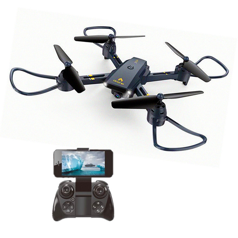 Set High WiFi Remote-control Four-axis Aircraft Image Return Long Life Rechargeable Remote-controlled Unmanned Vehicle CHILDREN'