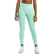 Women's sports fitness yoga pants seamless leggings push up leggings high waist gym training pants stretch pants trumpet S-L contrast stitches trumpet pants