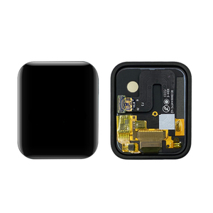 Image 2 - LCD Display Touch screen Digitizer Assembly Replacement For Xiaomi Smart Watch Repair For Xiaomi Mi Watch screen
