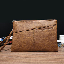 Envelope Pack Handbag Retro Document Briefcase Chao Mens and Womens Handbags Korean Packs