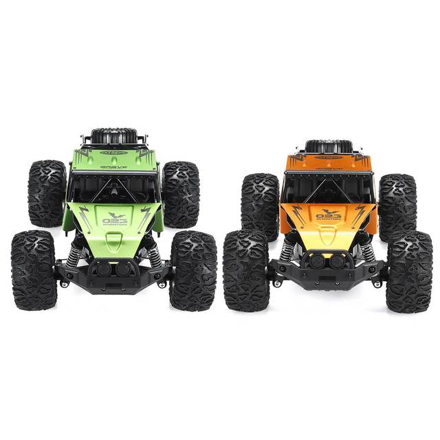 1/12 35Km/h RC Remote Control Car Off Road Racing Cars Vehicle 2.4Ghz Crawlers Electric Monster Truck Adults RC Car Toys 4