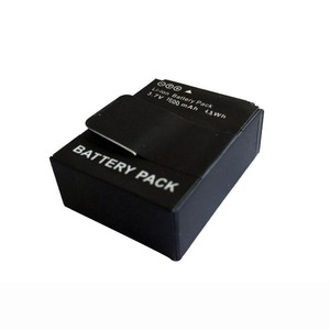Image 5 - 1600mah For Gopro Ahdbt 201/301 Camera Battery For Gopro Hero 3 3+ Ahdbt 301, Ahdbt201 Ahdbt301 Battery For Go Pro Accessories