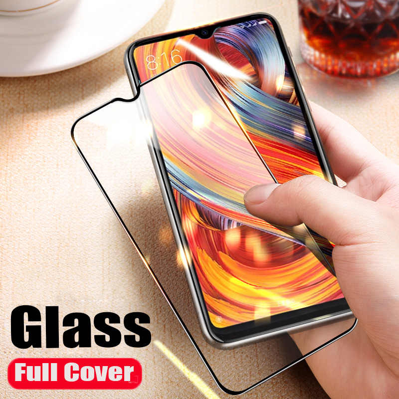 30D Protective Curved Edge Glass For Samsung Galaxy A50 A30 A10 A20 A40 A70 Screen Protector m20 m30 A8 A9 2018 Full Cover Glass