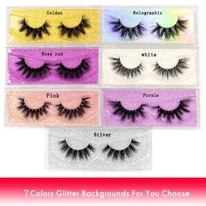 Image 5 - AMAOLASHขนตาMinkขนตาหนาขนตาปลอมธรรมชาติยาว 3D Mink LashesปริมาณสูงSoft Eye Eye Lashesแต่งหน้า