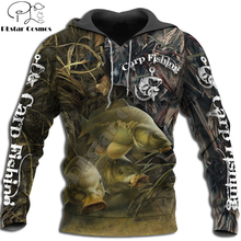 2020 Fashion Men Hoodie Cool Carp Fishing 3D Printed Harajuku Sweatshirt Unisex Casual Pullover hoodies sudadera hombre KJ085