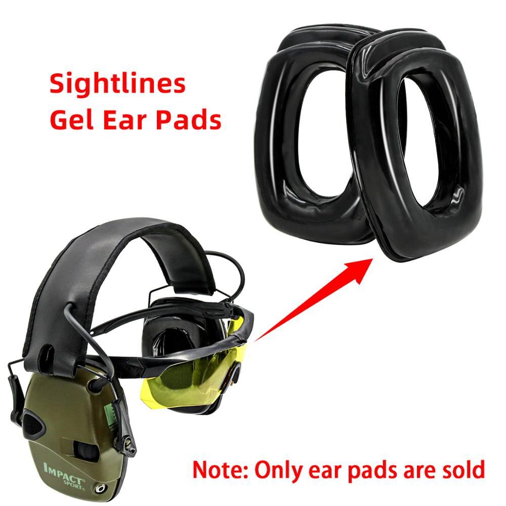 Sightlines Gel Ear Pads…