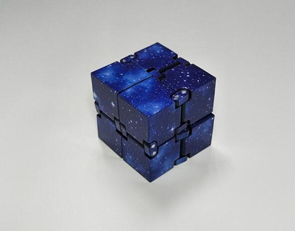 Infinity Cube Mini Toy Finger EDC Anxiety Stress Relief Cube Blocks Children Kids Funny Toys Best Gift Toys for Children 13