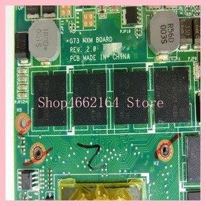 Image 4 - G73JH HD5870 G73_MXM 보드 216 076900 ASUS G73J G73 G73JH 노트북 마더 보드 용 VGA 그래픽 카드 보드 완전 테스트 됨