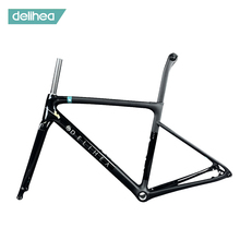 Carbon-Road-Frame REST Rim/disk-Brake BOB Super-Light DELIHEA New XDB/DPD BSA/BB30