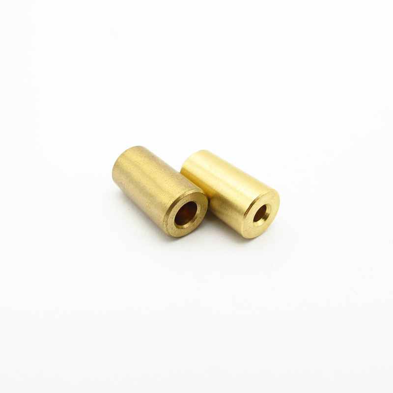 3.17mm Motor Shaft Coupler Sleeve Coupling Rod Brass For JT0 Drill Chuck 0.3-4mm