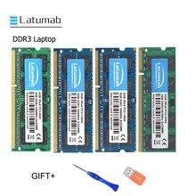 Latumab DDR3 DDR2 2GB 4GB 8GB 16GB DDR3 1066Mhz 1333Mhz 1600Mhz 1866Mhz 10600 12800 8500 Sodimm Laptop Notebook RAM Memory kingspec ddr3 ram memory ddr3 4gb 8gb 1600 mhz for desktop pc ddr3 memoria ram ddr3 8gb 4gb