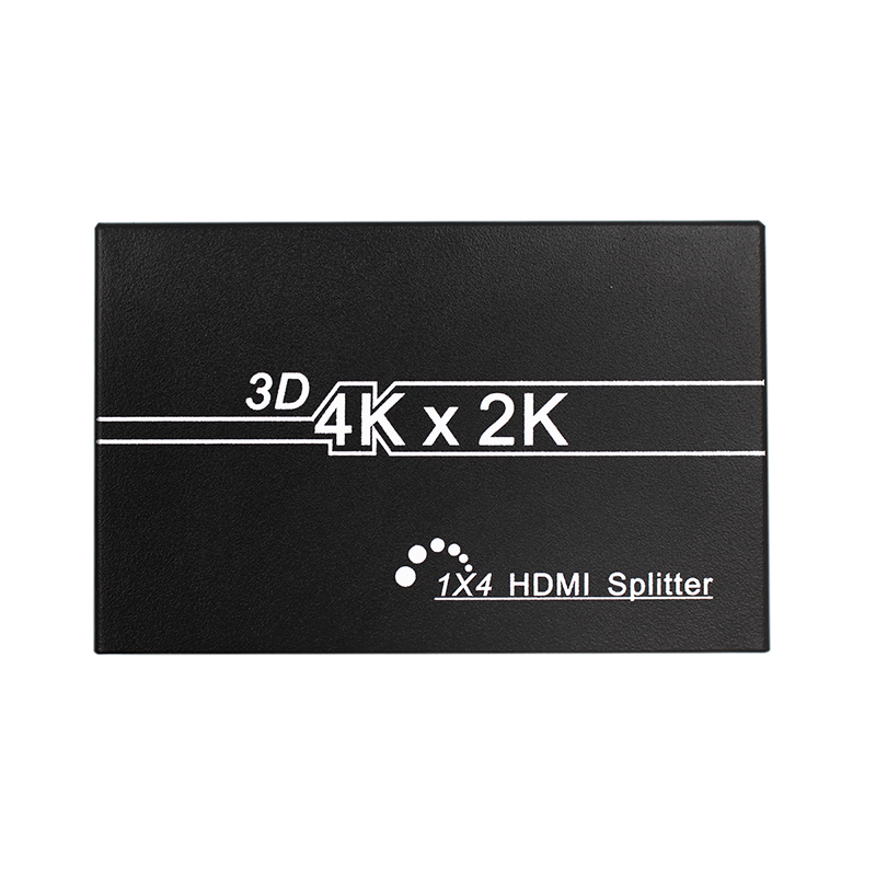 4K HDMI Splitter Full HD 1080p Video HDMI Switch Switcher 1X2 1X4 Dual Display For HDTV DVD PS3 Xbox