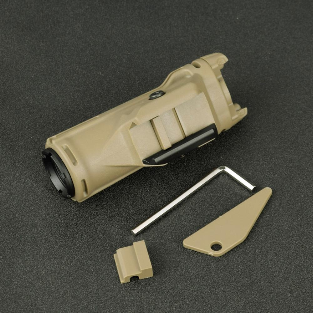 implantar coldre arma luz para glock caca 05