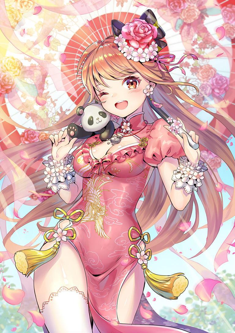 【P站美图】令人着迷的开衩!旗袍特辑