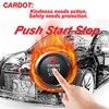 Cardot Best Passive Keyless Entry System Push Button Start Stop Remote Engine Start Smart Car Alarm promo