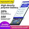 2021 Large Capacity Phone Battery For iPhone 6 6S 6P 7 7P 8 8P X Xs Xr Xs High-Density Polymer Battery Replacement Accessories