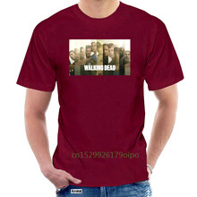T-shirt The Walking Dead pour hommes, personnage, taille S 4Xl @ 071609