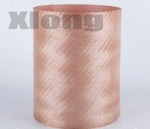 2Pieces/Lot Length: 2.5Meters Thickness:0.3mm Width:20cm Solid Wood Veneer Furniture Veneer