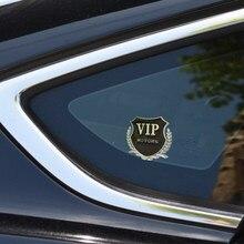 Auto 3D Metalen Vip Voor Porsche Cayenne Macan Macan S Panamera Cayman Carrera Porsche911 918 Boxster
