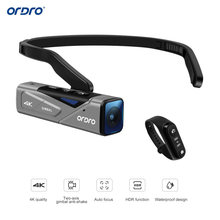 Ordro EP7 Video Camera for Content Creators and Vloggers Camera for Youtube Video