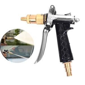 Image 2 - أداة تنظيف بالضغط العالي للسيارات ، غسيل الحدائق ، مسدس غسيل السيارات بفوهة نفاثة ، مسدس غسيل بالضغط