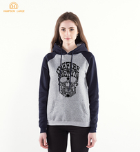 2020 Hot Sale Women's Sweatshirt The Skull Punk Li