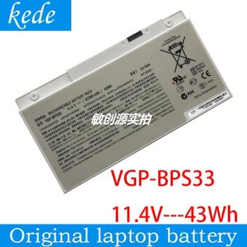 Аккумулятор для sony VGP-BPS33 t14 t15, ультратонкий аккумулятор bps33 oem akku