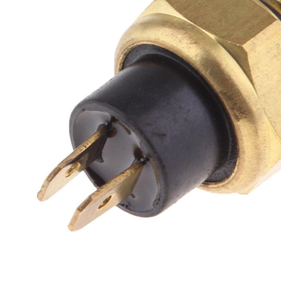 4 Wheelers Radiator Coolant Fan Temperature Sensor Water Temp Switch For Cfmoto Cf250 Cf500 Atv Go Karts