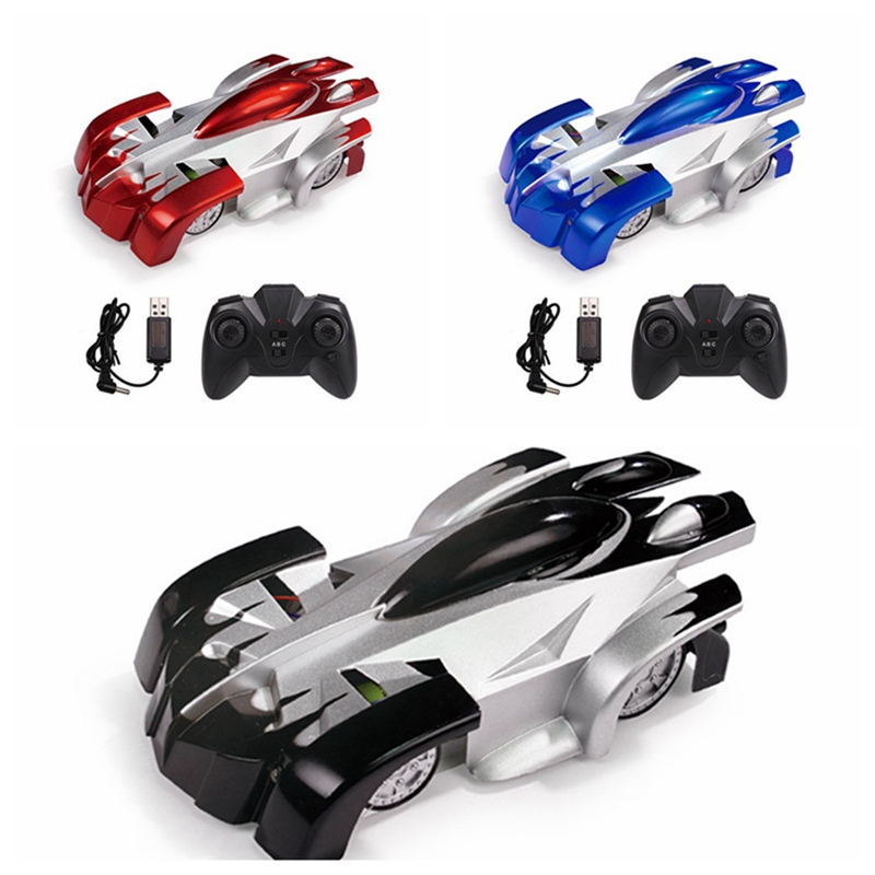 Children Remote Control Toy Stunt Climbing Car Wall Climbing Anti Gravity Ceiling Racing Car Electric Toys Machine Auto Gift