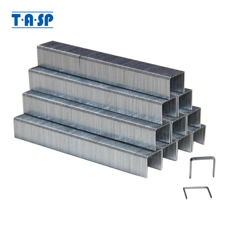 TASP 1000pcs 22 Gauge 10mm & 6mm Staples Type 53 For Electric Stapler MESG45A And Manual Staple Gun