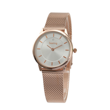 Fashion Women Crystal Stainless Steel Analog Quartz Wrist Watch Bracelet women watches waterproof black