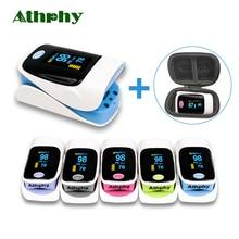 Athphy Finger Pulse Oximeter OLED Display Digital Blood Oxygen Saturation Meter SPO2 PR Pulsioximetro Oximetro De Dedo Wholesale