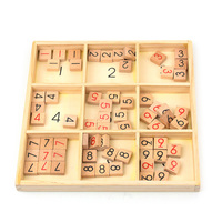 Multi function Sudoku Chess Game Chess Children's Intelligence Early Education Wooden Toys Parent child Interactive Toys
