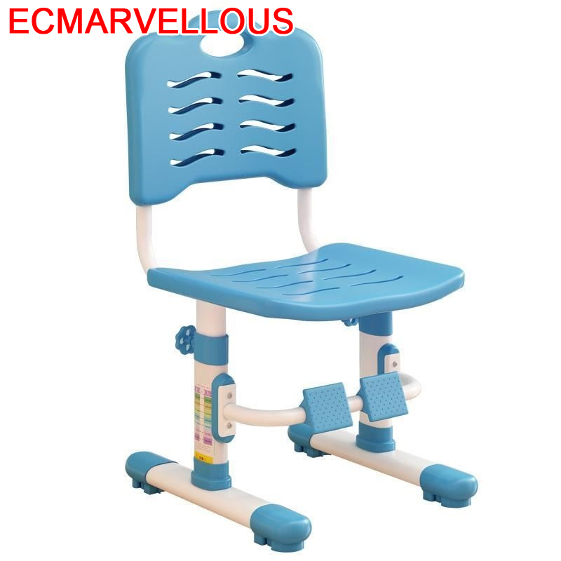 Stoel Study Learning Tower Table For Mobiliario Cadeira Infantil Chaise Enfant Baby Adjustable Kids Furniture Children Chair