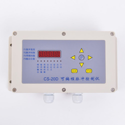 Pulse Instrument Programmable Injection Pulse Dust Removal Controller 24V Bag Dust Removal Pulse Valve 812 20 Channel