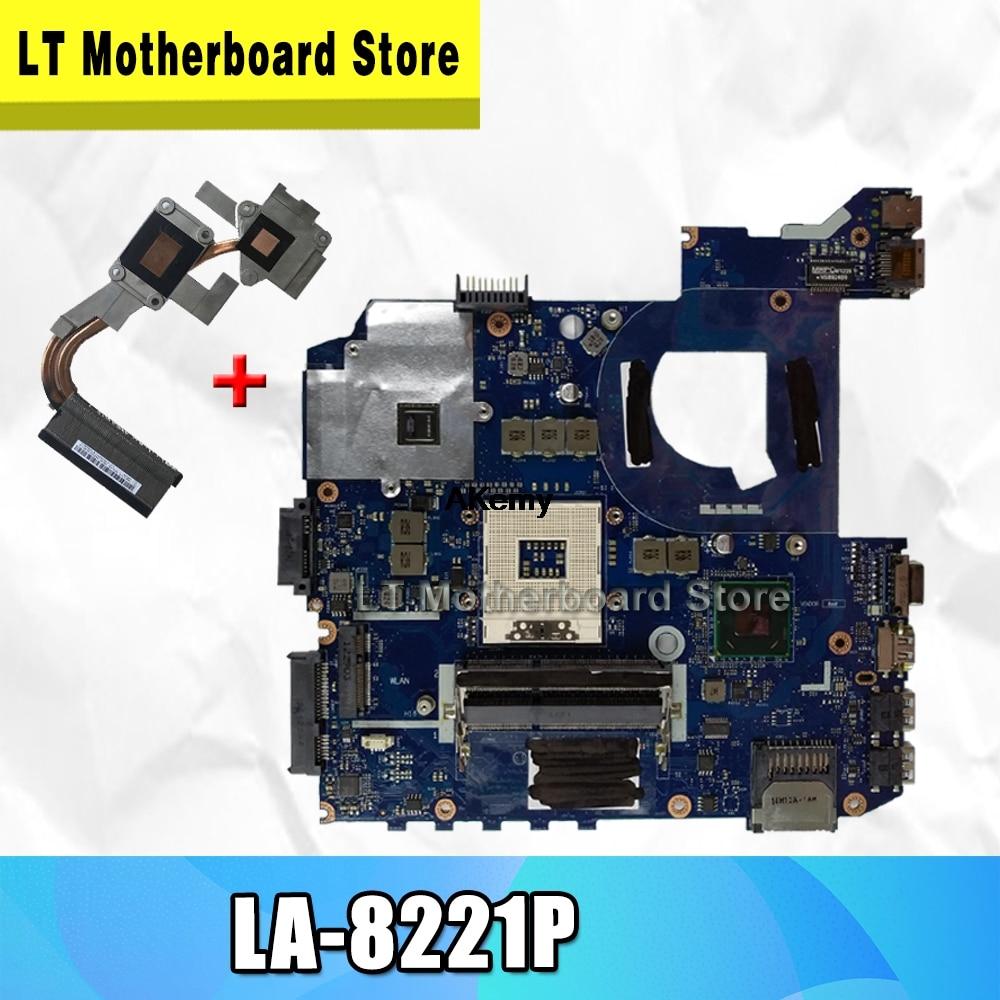 K45A Motherboard LA-8221P For ASUS K45A K45VD A45V K45VM K45VS A85V Laptop Motherboard K45A Mainboard K45A Motherboard Test OK
