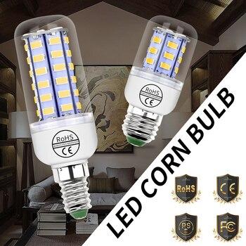 E27 Led Lamp E14 Led Bulb GU10 220V Lamp Corn Light Bulb G9 Candle Lamp Led Lights for Home 24 36 48 56 69 72leds Bombillas B22 wenni led lamp e27 corn lamp 5730 bombillas e14 candle led bulb 220v gu10 ampoule b22 24 36 48 56 69 72leds light bulb for home