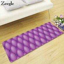 Zeegle настольные стулья коврики для гостиной ковер абсорбирующий кухонный коврик Домашний декоративный Придверный коврик коврики для ванной прикроватные коврики коврик для ног