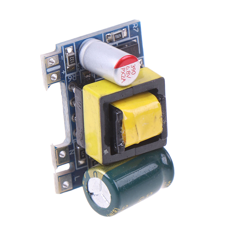 1/2/5PCS Mini AC-DC 110V 120V 220V 230V To 5V 12V Converter Board Module Power Supply Wholesale-1