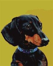 Love.Thanks Animal Dimond Painting Pet Dog Diamond Full Needlework Drill