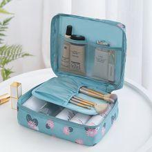 Green Plastic Cosmet Box Sky Blue Caja Para Maquillaje Bronzeorganizer Cotton Light Grey Organizer Na Biurko Japan Skincare Red