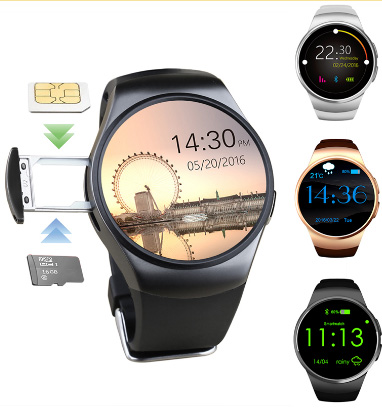 KOSPET KW18 watches Bluetooth smart watch android watch men full screen Support SIM TF card Smartwatch phone heart rate montre