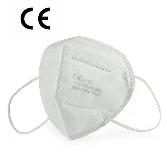 10 PCS FFP2 N95 Masks 4-Layer CE Verified Antivirus Reusable Face Mouth Mask Virus Flu Precaution Respirator Global Shipping 2