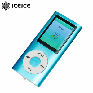 ICEICE 1.8 inch mp3 player 16GB 32GB Music player with fm radio video player E-book player MP3 with Micro SD Card hifi MP 3 mp-3(China)