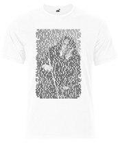 Incroyable Citations Oscar Wilde Partir De Son Propre Mot nouveau T-Shirt hommes mode t-shirts haut T-Shirt Style Simple