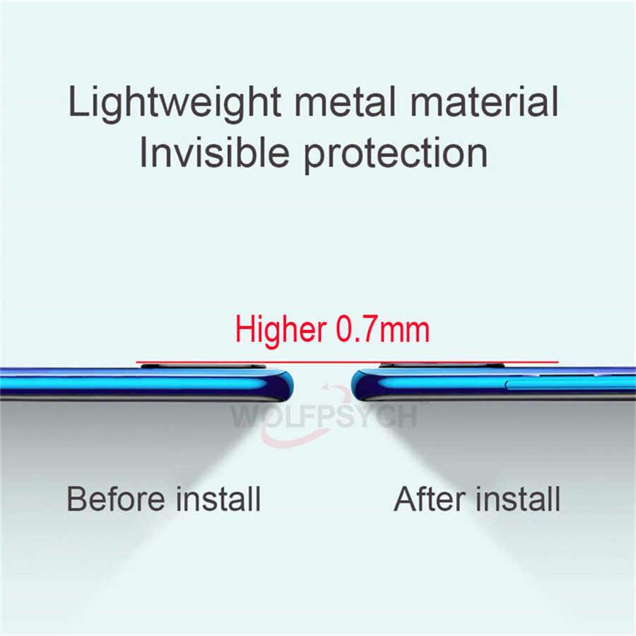 Dla Xiao mi mi A3 czerwony mi K20 uwaga 7 8 Pro osłona obiektywu aparatu szkło hartowane Film metalowa obudowa z pierścieniem pokrywa zderzak mi 8 9 Lite CC9