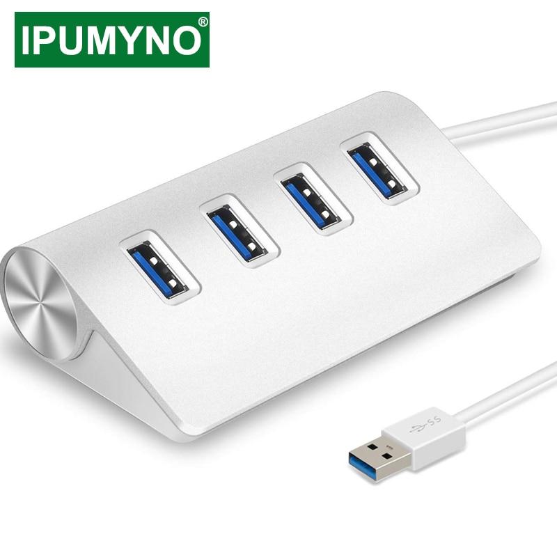 USB концентратор 3,0 multi 4 7 портов с адаптером питания для xiaomi macbook pro air, компьютера, ПК, ноутбука, аксессуары, адаптер USB 3 hab